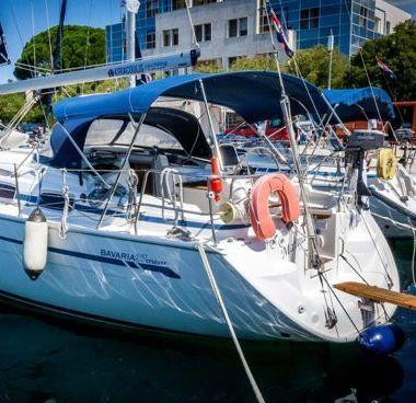 Zeilboot Bavaria Cruiser 37 (2007)-4