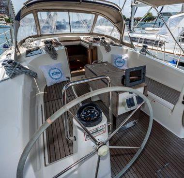 Zeilboot Bavaria Cruiser 40 (2011)-2