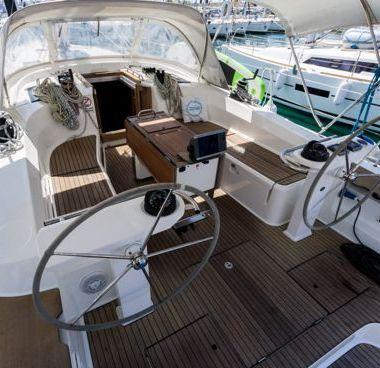 Barca a vela Bavaria Cruiser 45 (2012)-2