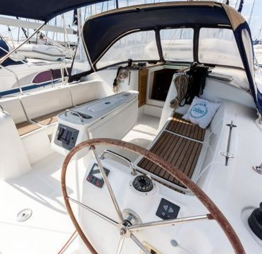 Sailboat Beneteau Cyclades 43.4 - 2008 (refit 2014)-4