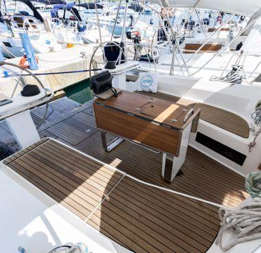 Barca a vela Bavaria Cruiser 45 (2012)-4