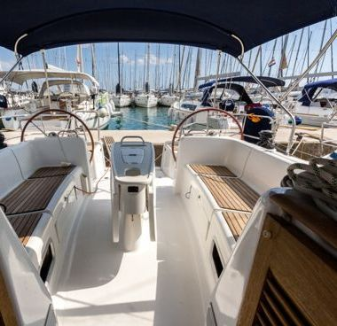Sailboat Beneteau Cyclades 43.4 - 2008 (refit 2014)-2