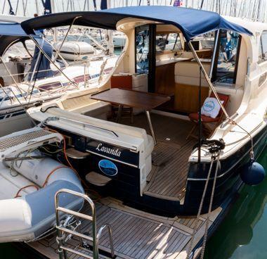 Motorboot Sas Vektor Adriana 36 (2011)-4