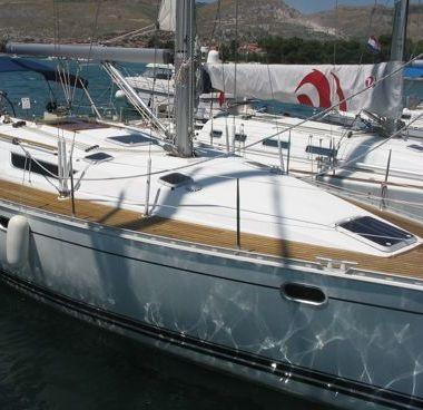 Barca a vela Jeanneau Sun Odyssey 42.2 - 2003 (raddobbo 2018)-2