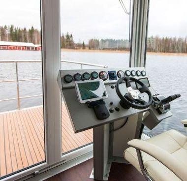 Imbarcazione a motore Bellamer DeLuxe (2015)-2