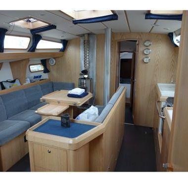 Segelboot Ovni 445 (2011)-2