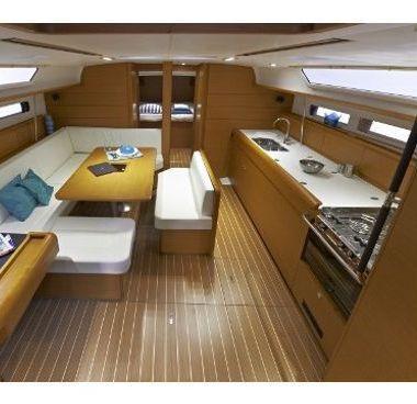 Barca a vela Jeanneau Sun Odyssey 469 (2014)-4