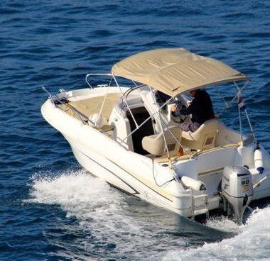 Motoscafo Beneteau Flyer 550 Sun Deck (2008)-2
