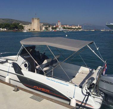 Sportboot Beneteau Flyer 6.6 Spacedeck (2015)-4