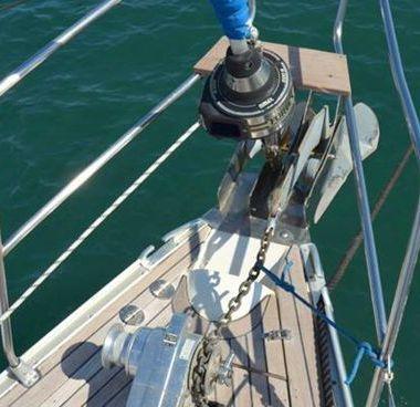 Barca a vela Bavaria Cruiser 39 (2006)-2
