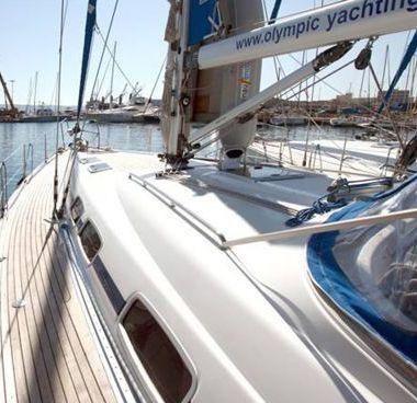 Zeilboot Bavaria Cruiser 46 (2007)-2