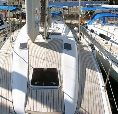 Segelboot Bavaria Cruiser 42 (2005)-4