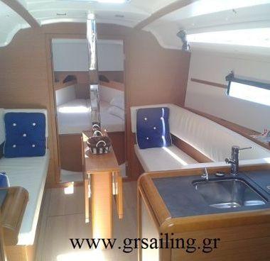 Segelboot Jeanneau Sun Odyssey 349 (2014)-4