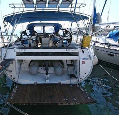 Barca a vela Bavaria Cruiser 55 (2010)-2
