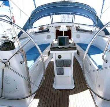 Zeilboot Bavaria Cruiser 46 (2007)-4