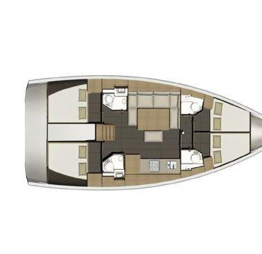 Barca a vela Dufour 460 Grand Large (2016)-2