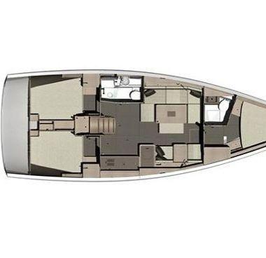 Barca a vela Dufour 412 (2016)-2