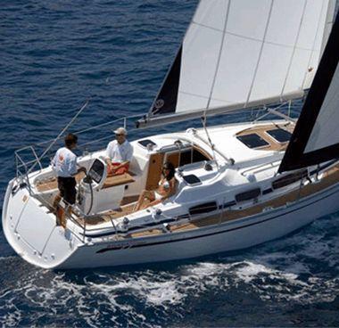 Zeilboot Bavaria 31 (2008)-2