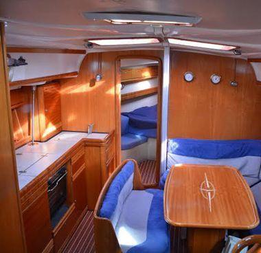 Zeilboot Bavaria Cruiser 39 (2007)-2