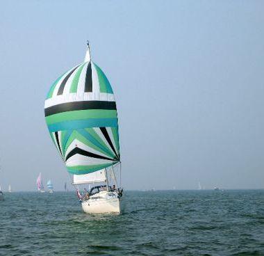 Zeilboot Beneteau First 285 (1990)-2