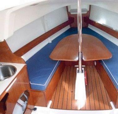 Barca a vela Jeanneau Sun 2500 (2009)-2