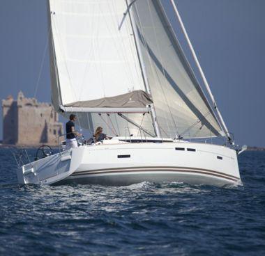 Barca a vela Jeanneau Sun Odyssey 409 (2012)-2