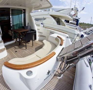 Imbarcazione a motore Jeanneau Prestige 46 Fly - 2008 (raddobbo 2015)-2