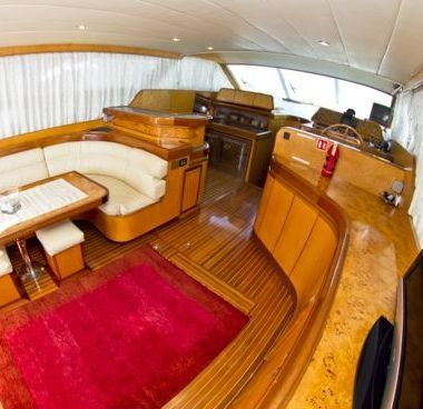 Motorboot Yaretti 2110 - 1994 (refit 2015)-4