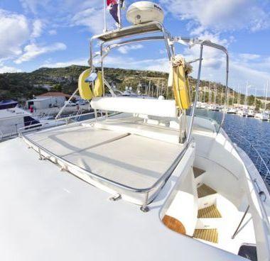 Catamarano a motore Lagoon Power 43 - 2005 (raddobbo 2015)-4