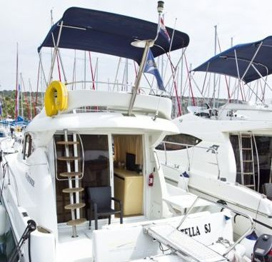 Imbarcazione a motore Starfisher 34 - 2005 (raddobbo 2015)-2