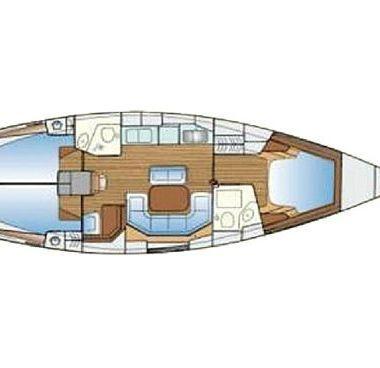 Barca a vela Bavaria 42 (2000)-4