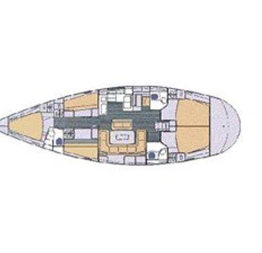 Zeilboot Bavaria 50 (2002)-4