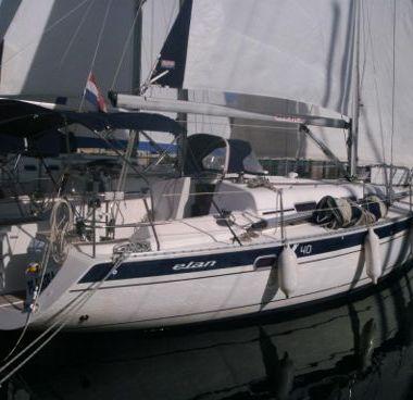 Barca a vela Elan Impression 40 (2002)-2