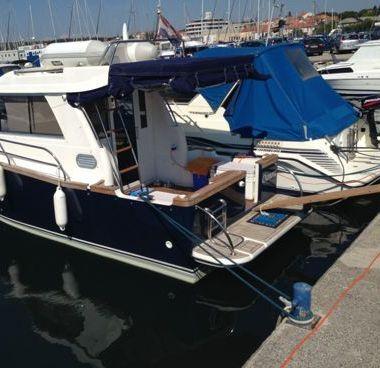Imbarcazione a motore Adria Event 850 - 2011 (raddobbo 2016)-4