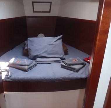 Zeilboot Hanse 375 (2011)-4