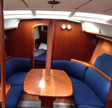 Zeilboot Beneteau Oceanis Clipper 373 - 2004 (refit 2019)-2