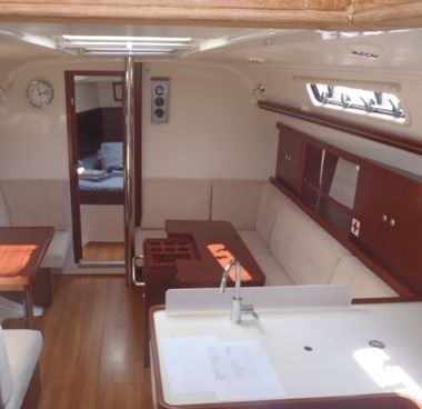 Zeilboot Hanse 375 (2011)-2