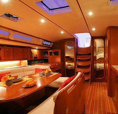 Barca a vela Dufour 455 Grand Large (2008)-2