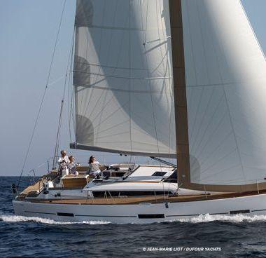 Sailboat Dufour 460 Grand Large (2016)-4