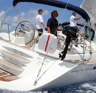Sailboat Jeanneau Sun Odyssey 54 DS - 2007 (refit 2019)-4