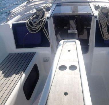 Segelboot Dufour 310 (2014)-2