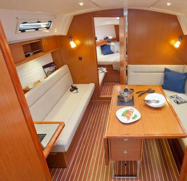 Sailboat Bavaria Cruiser 36 (2013)-2