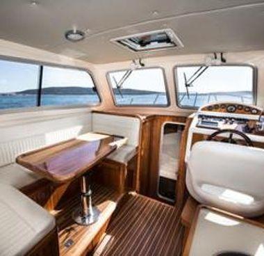 Motor boat Damor 980 Fjera - 2015 (refit 2019)-4