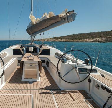 Sailboat Dufour 560 Grand Large - 2014 (refit 2021)-4