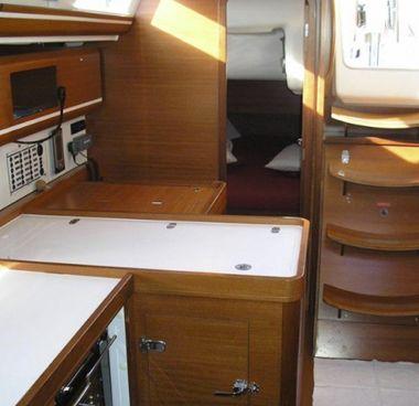 Zeilboot Dufour 405 (2013)-2