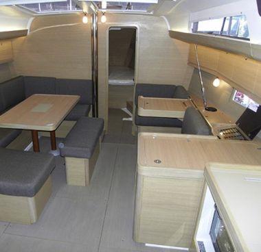 Segelboot Dufour 410 (2014)-4