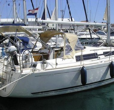 Barca a vela Dufour 375 (2012)-4