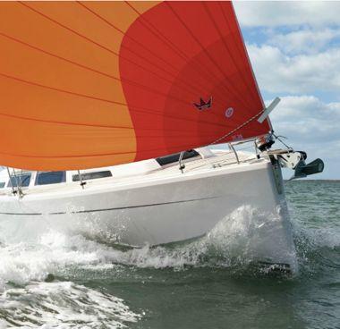 Sailboat Hanse 345 (2013)-4
