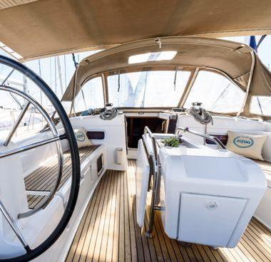 Sailboat Jeanneau Sun Odyssey 509 (2013)-4