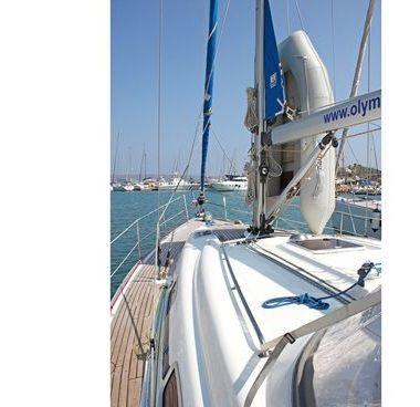 Barca a vela Bavaria Cruiser 39 (2006)-4